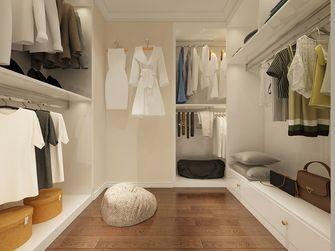 100平米三室两厅美式风格衣帽间图片