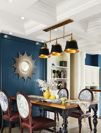 140平米一室两厅欧式风格厨房装修图片大全