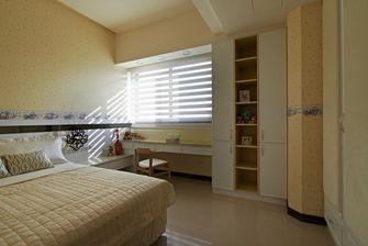 100平米现代简约风格卧室设计图