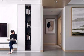 130平米三室两厅宜家风格走廊图片大全