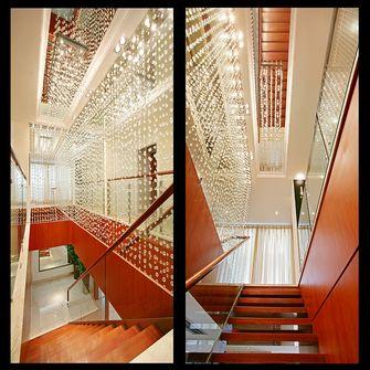富裕型140平米复式新古典风格阁楼效果图