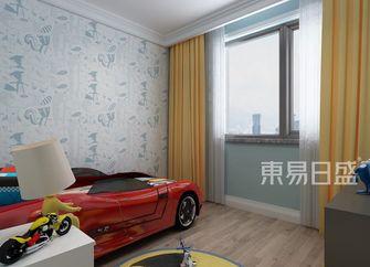 120平米四室两厅美式风格儿童房装修图片大全
