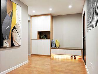 140平米三室两厅宜家风格玄关装修案例