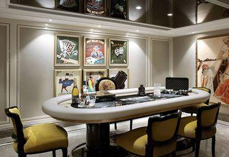 110平米三室一厅美式风格健身室装修图片大全