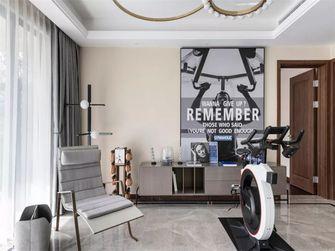 100平米三室三厅法式风格客厅效果图