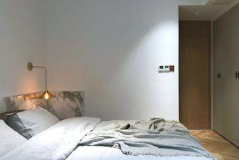 80平米三室一厅宜家风格卧室装修图片大全