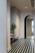 140平米复式法式风格玄关欣赏图