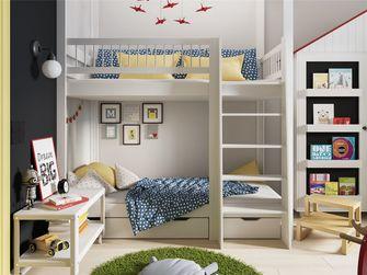 80平米宜家风格儿童房设计图