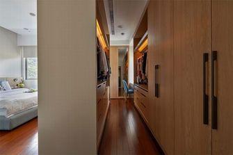 110平米三室两厅日式风格衣帽间装修效果图