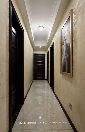 120平米三室一厅新古典风格走廊效果图
