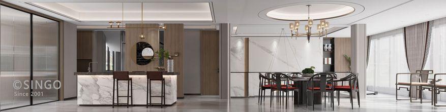 40平米小户型中式风格餐厅设计图