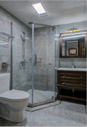 140平米新古典风格卫生间装修案例