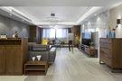 140平米三室两厅宜家风格玄关装修图片大全