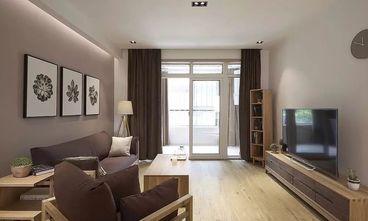 130平米四室两厅日式风格客厅图片大全