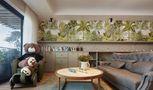 50平米一室一厅宜家风格客厅图