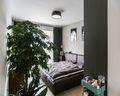 50平米公寓中式风格卧室欣赏图