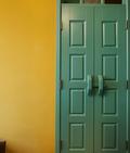 40平米小户型东南亚风格走廊欣赏图
