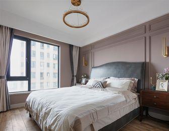 140平米四室四厅美式风格卧室效果图