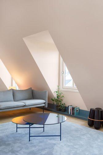 60平米三室三厅东南亚风格客厅图片大全