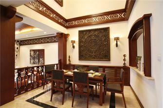 5-10万100平米四室三厅东南亚风格餐厅效果图
