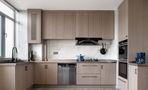 130平米三室两厅宜家风格厨房欣赏图