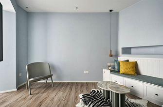 60平米一室一厅北欧风格客厅图