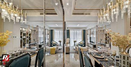 130平米三新古典风格餐厅图