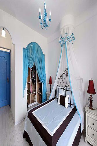 90平米三地中海风格卧室图片