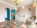 140平米三室两厅地中海风格阳光房装修效果图