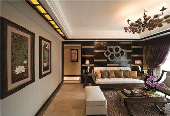 80平米公寓东南亚风格客厅装修图片大全