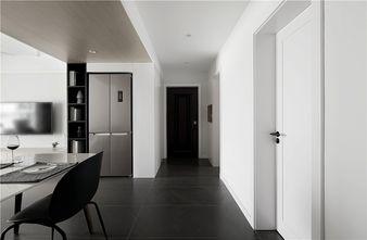 5-10万90平米三室一厅现代简约风格玄关图片大全