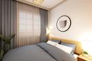 100平米三室三厅美式风格卧室设计图