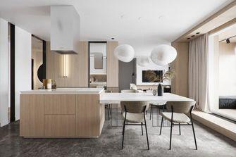 80平米一居室北欧风格厨房效果图