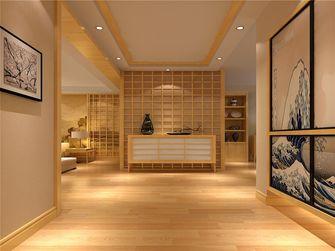 140平米四室一厅日式风格玄关图片