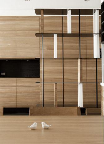 120平米三日式风格储藏室设计图
