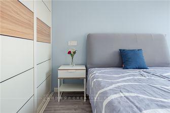 15-20万120平米三室两厅北欧风格卧室图片