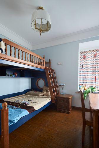 80平米美式风格儿童房设计图