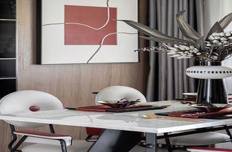 140平米三室两厅宜家风格餐厅图
