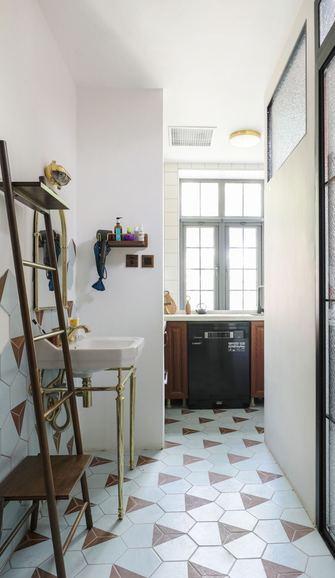 50平米一居室新古典风格卫生间设计图