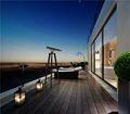 100平米三室两厅宜家风格阳光房图片
