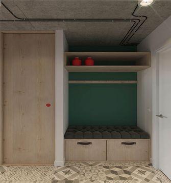 50平米公寓日式风格玄关设计图