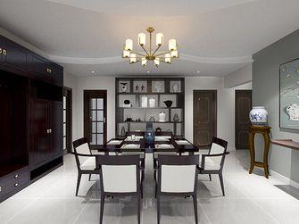 110平米新古典风格餐厅装修效果图