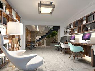 140平米四室一厅中式风格客厅图