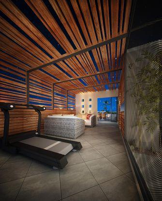 豪华型140平米别墅欧式风格健身室装修图片大全