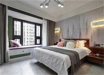 120平米三室一厅其他风格卧室设计图