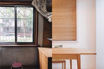 90平米三室一厅宜家风格阳台图