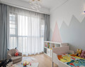 140平米三现代简约风格儿童房图片
