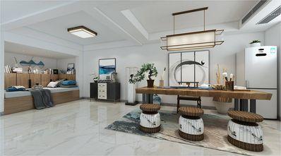 140平米别墅现代简约风格书房装修图片大全