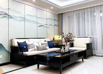 50平米一室一厅中式风格客厅图片