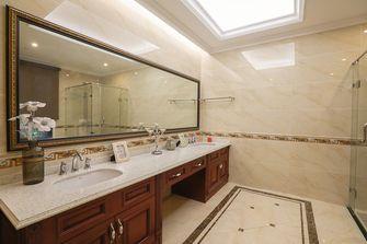 120平米四室两厅英伦风格卫生间效果图